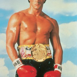 Rocky 3 - Das Auge des Tigers / Sylvester Stallone / Rocky - Edition Poster