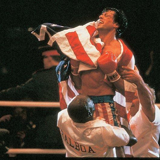 Rocky 4 - Der Kampf des Jahrhunderts / Sylvester Stallone / Rocky - Edition Poster