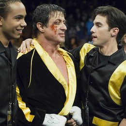 Rocky Balboa / James Francis Kelly III / Sylvester Stallone / Milo Ventimiglia Poster