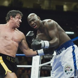 Rocky Balboa / Sylvester Stallone / Antonio Traver Poster