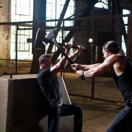 Shootout - Keine Gnade / Sylvester Stallone / Jason Momoa Poster