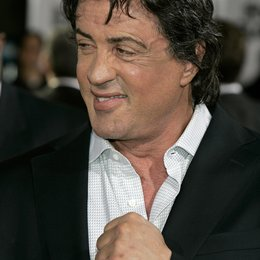 "Stallone, Sylvester / Premiere zu ""Rocky Balboa"" Poster"
