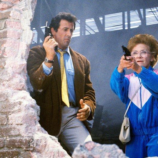 Stop! Oder meine Mami schießt / Sylvester Stallone / Estelle Getty Poster