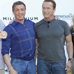 Sylvester Stallone / Arnold Schwarzenegger / 67. Internationale Filmfestspiele Cannes 2014 Poster