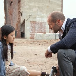 Safe - Todsicher / Catherine Chan / Jason Statham Poster