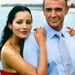 James Bond 007: Sag niemals nie / Barbara Carrera / Sir Sean Connery Poster