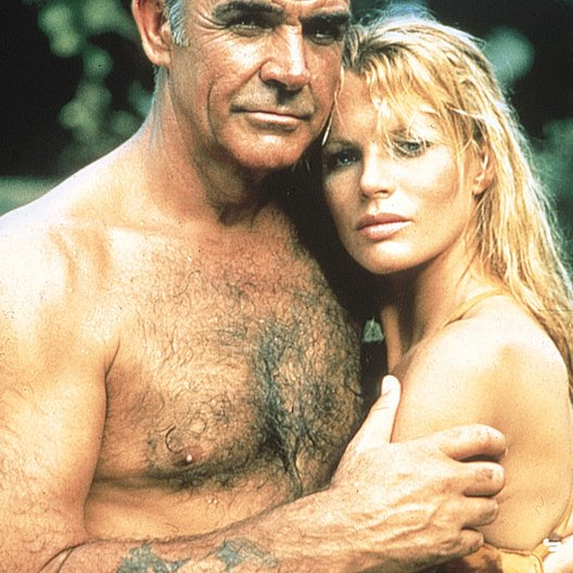 James Bond 007: Sag niemals nie / Sean Connery / Kim Basinger / Never Say Never Again