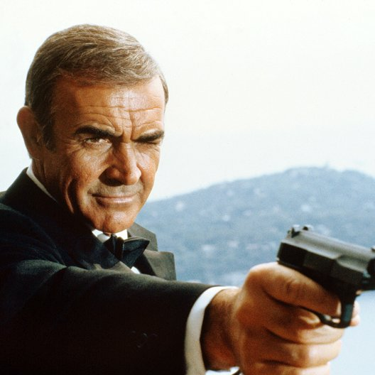 James Bond 007: Sag niemals nie / Sir Sean Connery Poster