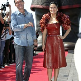 Antonio Banderas / Salma Hayek / Puss in Boots Photocall / 64. Filmfestspiele Cannes 2011 Poster