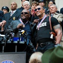 etwas anderen Cops, Die / Samuel L. Jackson / Dwayne Johnson