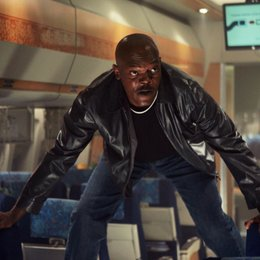 Snakes on a Plane / Samuel L. Jackson Poster