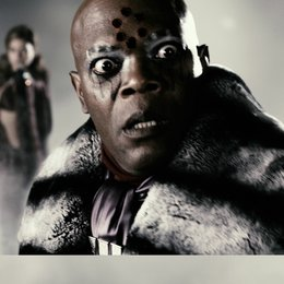 Spirit, The / Samuel L. Jackson Poster
