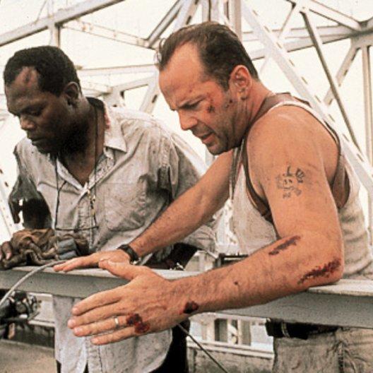 Stirb langsam: Jetzt erst recht / Bruce Willis / Samuel L. Jackson / Die Hard with a Vengeance