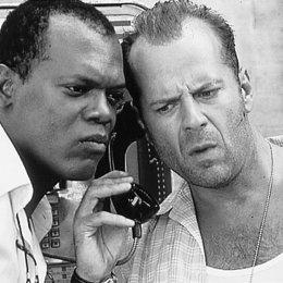 Stirb langsam - jetzt erst recht / Samuel L. Jackson / Bruce Willis