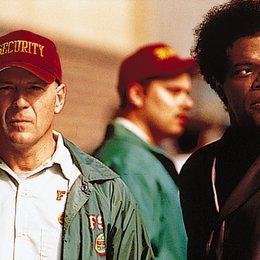 Unbreakable - Unzerbrechlich / Bruce Willis / Samuel Jackson