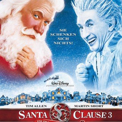 Santa Clause 3 - Eine frostige Bescherung Poster