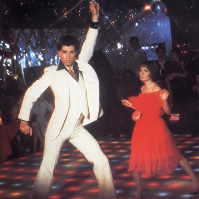 Saturday Night Fever - Nur Samstag Nacht / John Travolta Poster