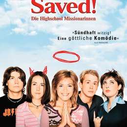 Saved! - Die Highschool Missionarinnen Poster
