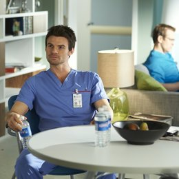Saving Hope / Daniel Gillies Poster