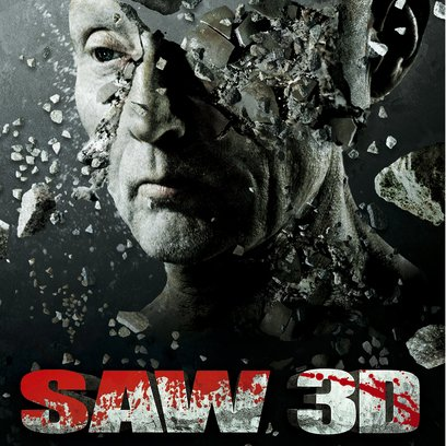 Saw 3D - Vollendung Poster