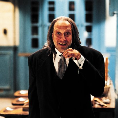 Butler on scary movie 2