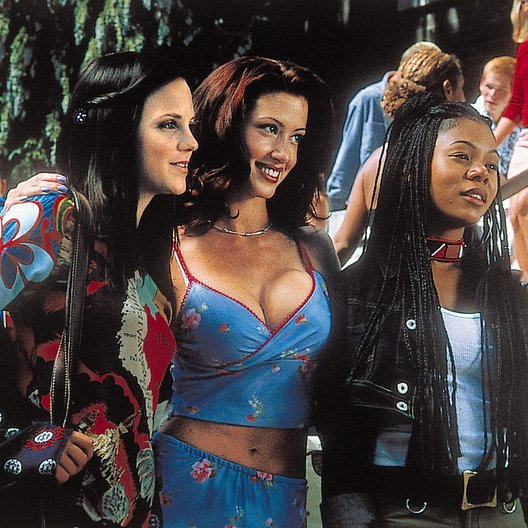 Scary Movie / Anna Faris / Shannon Elizabeth / Regina Hall