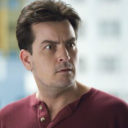Scary Movie 4 / Charlie Sheen Poster