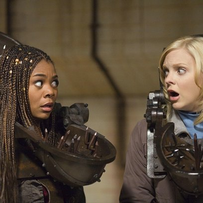 Scary Movie 4 / Regina Hall / Anna Faris Poster