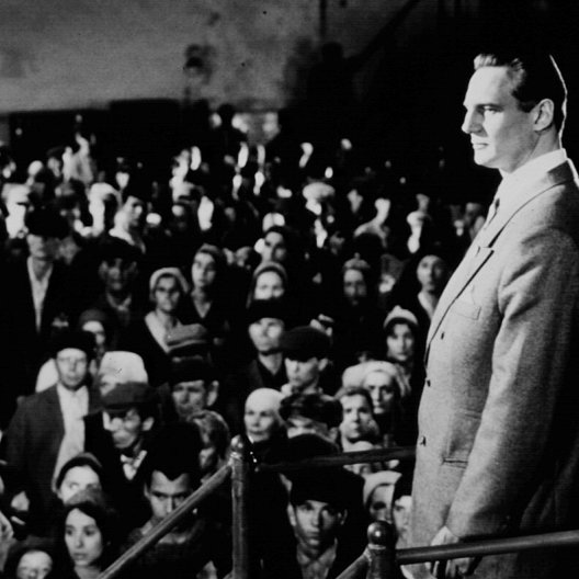 Schindlers Liste / Liam Neeson Poster