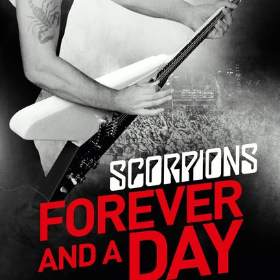 Scorpions - Forever and a Day / Forever and a Day Poster