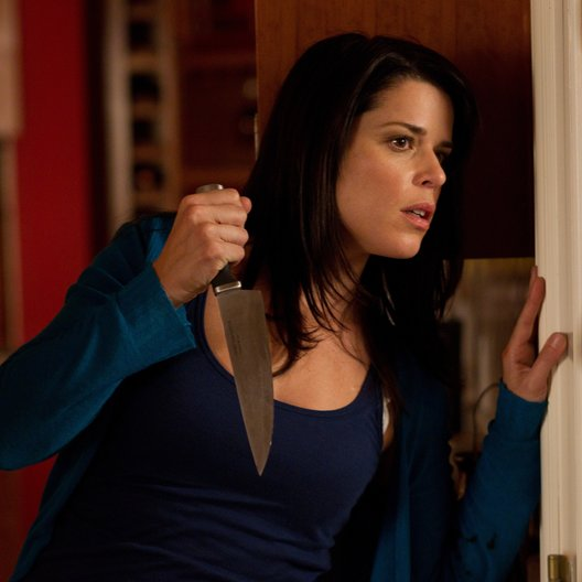 Scream 4 / Neve Campbell Poster