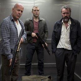 Stirb langsam - Ein guter Tag zum Sterben / Bruce Willis / Jai Courtney / Sebastian Koch Poster