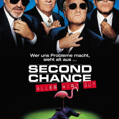 Second Chance - Alles wird gut Poster