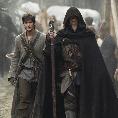 Seventh Son / Ben Barnes / Jeff Bridges Poster