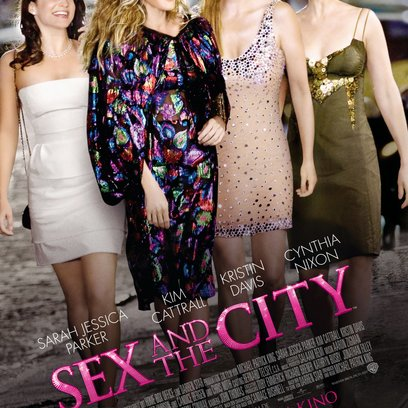 Sex and the City - The Movie Poster
