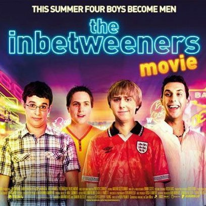 Sex on the Beach / Inbetweeners, The Poster