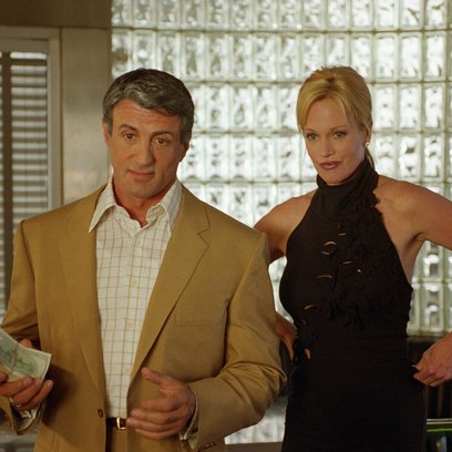 Shade / Sylvester Stallone / Melanie Griffith Poster