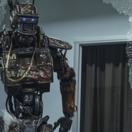 Chappie / Sharlto Copley Poster