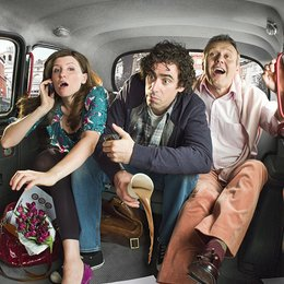 Free Agents - Zweisam einsam / Sharon Horgan / Anthony Head / Stephen Mangan Poster
