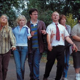 Shaun of the Dead / Cornetto Trilogy Poster