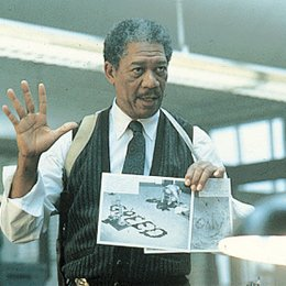 Sieben / Morgan Freeman Poster
