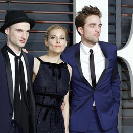 Sturridge, Tom / Miller, Sienna / Pattinson, Robert / Vanity Fair Oscar Party 2015 Poster