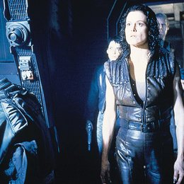 Alien - Die Wiedergeburt / Sigourney Weaver / Alien/Aliens/Alien 3/Alien: Resurrection Poster