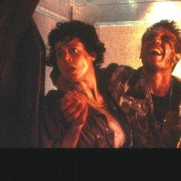 Aliens - die Rückkehr / Sigourney Weaver Poster