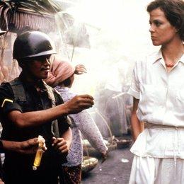 Jahr in der Hölle, Ein / Sigourney Weaver Poster