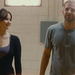 Silver Linings Playbook, The / Jennifer Lawrence / Bradley Cooper