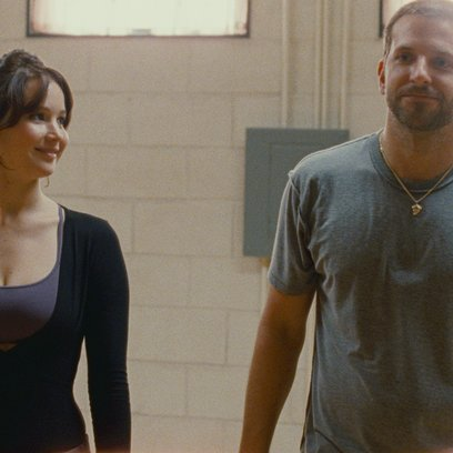 Silver Linings Playbook, The / Jennifer Lawrence / Bradley Cooper Poster