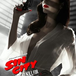 Sin City 2: A Dame to Kill For / Sin City: A Dame to Kill For Poster
