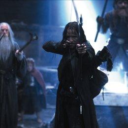 Herr der Ringe - Die Gefährten, Der / Ian McKellen / Viggo Mortensen / John Rhys-Davies / Lord of the Rings I: The Fellowship of the Ring, The / The Lord of the Rings: Box Set Poster