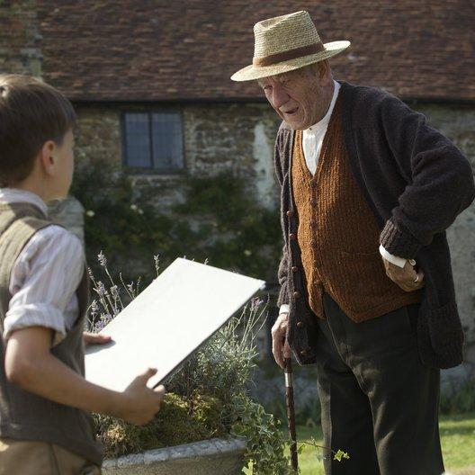 Mr. Holmes / Milo Parker / Sir Ian McKellen Poster